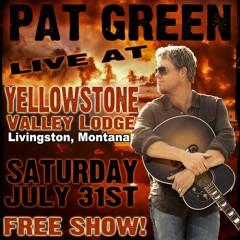 Pat Green
