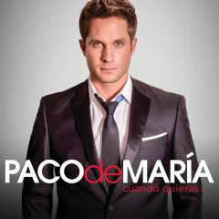 Paco De María