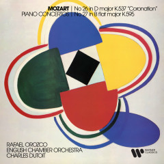 Mozart: Piano Concertos Nos. 26