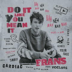 Do It Like You Mean It - Frans, Yoel905