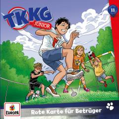 011/Rote Karte für Betrüger - TKKG Junior