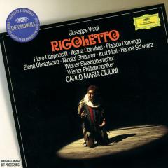 Verdi: Rigoletto - Wiener Philharmoniker, Carlo Maria Giulini
