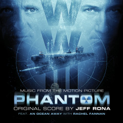 Phantom (Original Motion Picture Soundtrack) - Jeff Rona