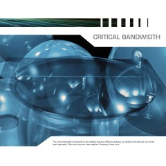 Critical Bandwidth - Various Artists