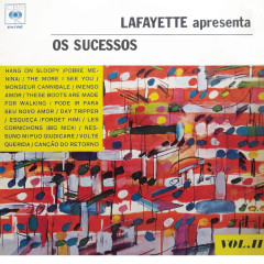 Lafayette Apresenta Os Sucessos - Vol. II