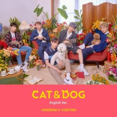 Cat & Dog (English ver.) (Single) - TXT