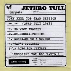 John Peel - Top Gear Session (7/23/1968) - Jethro Tull