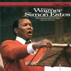 Simon Estes Sings Wagner - Simon Estes, Berliner Staatskapelle, Heinz Fricke