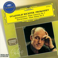 Prokofiev: Piano Concerto No.5; Piano Sonata No.8 - Sviatoslav Richter, Warsaw National Philharmonic Orchestra, Witold Rowicki