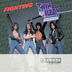 Fighting (Deluxe Edition) - Thin Lizzy