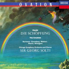 Haydn: Die Schöpfung (The Creation) - Sir Georg Solti, Norma Burrowes, Rudiger Wohlers, James Morris, Sylvia Greenberg