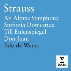 R.Straus - Orchestral Works - Minnesota Orchestra, Edo de Waart