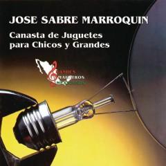 Canasta de Juguetes para Chicos y Grandes - Alejandro Sabre