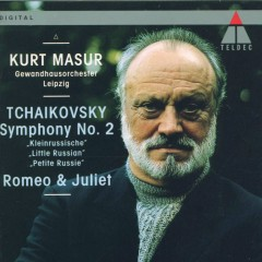 Tchaikovsky : Symphony No.2, 'Little Russian' & Romeo and Juliet