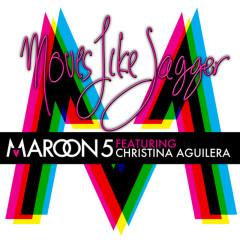 Moves Like Jagger - Maroon 5, Christina Aguilera