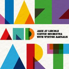 Jazz and Art - Jazz At Lincoln Center Orchestra, Wynton Marsalis