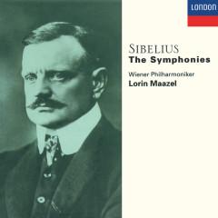 Sibelius: The Symphonies - Wiener Philharmoniker, Lorin Maazel