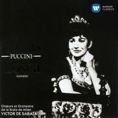 Puccini - Tosca (Highlights) - Maria Callas, Victor De Sabata, Coro e Orchestra del Teatro alla Scala, Milano, Giuseppe di Stefano, Tito Gobbi