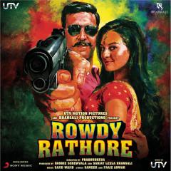 Rowdy Rathore (Original Motion Picture Soundtrack) - Sajid Wajid