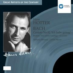 Bach: Cantata BWV 82 'Ich Habe Genug' - Hans Hotter