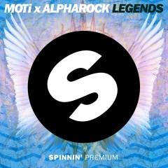 Legends - MOTi, Alpharock
