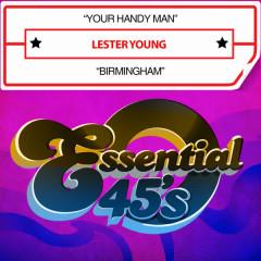 Your Handy Man / Birmingham (Digital 45) - Lester Young