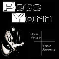 Live From New Jersey - Pete Yorn