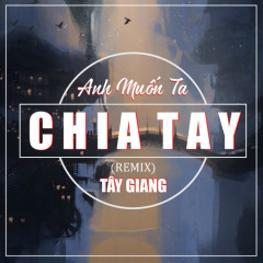 Anh Muốn Chia Tay (Remix) (Single) - Tây Giang