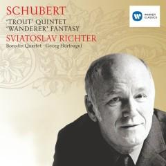Schubert: Trout Quintet & Wanderer Fantasy - Sviatoslav Richter