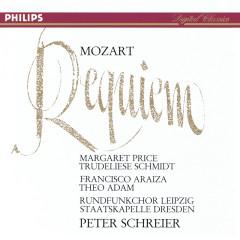Mozart: Requiem - Margaret Price, Trudeliese Schmidt, Francisco Araiza, Theo Adam, Rundfunkchor Leipzig