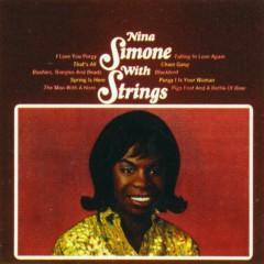 Nina With Strings - Nina Simone