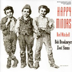 Happy Minors (feat. Bob Brookmeyer & Zoot Sims) [2013 Remastered Version] - Red Mitchell, Bob Brookmeyer, Zoot Sims