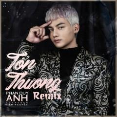 Tổn Thương (Remix) (Single) - Phan Duy Anh