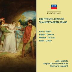 Eighteenth Century Shakespearean Songs - April Cantelo, English Chamber Orchestra, Raymond Leppard
