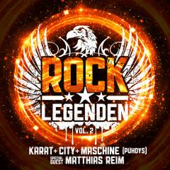 Rock Legenden Vol. 2 - Karat, City, Maschine, Matthias Reim
