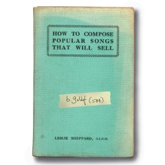 How To Compose Popular Songs That Will Sell (Album) - Bob Geldof