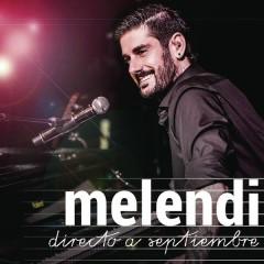 Directo a Septiembre (Gira Un Alumno Más) - Melendi