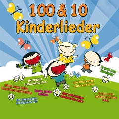 100 & 10 Kinderlieder - Various Artists