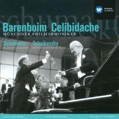 Schumann & Tchaikovsky : Piano Concertos - Daniel Barenboim