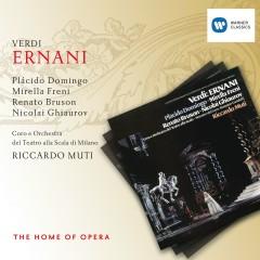 Verdi: Ernani - Plácido Domingo, Riccardo Muti, Mirella Freni, Renato Bruson, Nicolai Ghiaurov