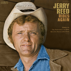 Rides Again - Jerry Reed