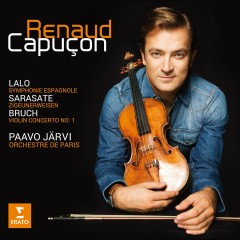 Lalo: Symphonie espagnole - Bruch: Violin Concerto - Renaud Capucon, Paavo Järvi