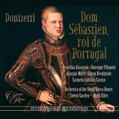 Donizetti: Dom Sebastien, roi de Portugal - Vesselina Kasarova, Giuseppe Filanoti, Alastair Miles, Simon Keenlyside, Carmelo Corrado Caruso