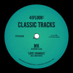 Love Changes (feat. Alana) [MK & MAW Mixes]