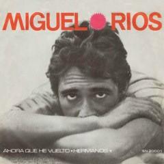 Ahora que he vuelto - Miguel Rios
