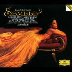 Handel: Semele - English Chamber Orchestra, John Nelson