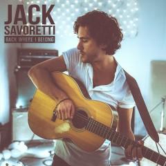 Back Where I Belong - Jack Savoretti