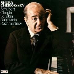 Schubert: Piano Sonata No.13 / Chopin: Preludes - Shura Cherkassky