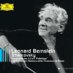 Tchaikovsky: Symphonies Nos.4 - 6; Orchestral works - Leonard Bernstein