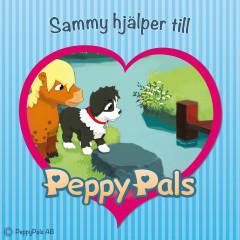 Sammy hjälper till (Ljudbok) - Peppy Pals